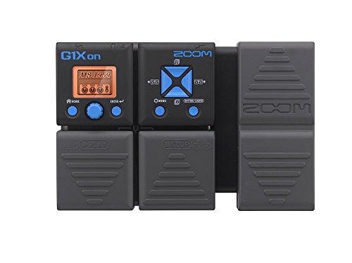 Zoom G1XON Amplifier Effects (Ba...