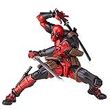 WQLESO Deadpool X-Men Figuras de acción Superhéroe Muñecas articuladas Modelo de Personaje de...