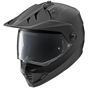 ヤマハ(YAMAHA) バイクヘルメット オフロード YX-6 ZENITH セミフラットブラック Mサイズ(57~58cm) 90791-1778M
