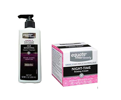 Equate Beauty Night-Time Firming Cream