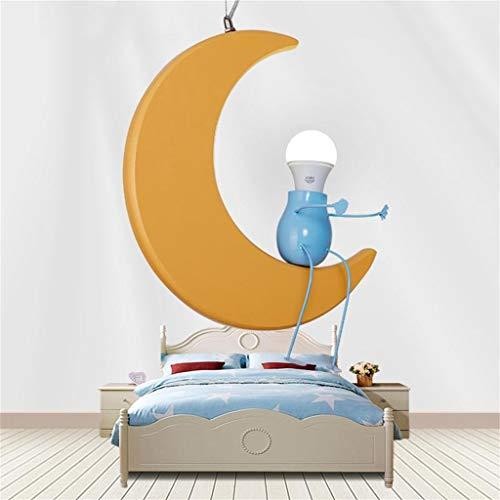 XIN wandlamp creatieve persoonlijkheid cartoon kroonluchter kinderkamer eenvoudige moderne kroonluchter jongens meisjes baby kamer kroonluchter