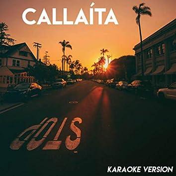 Callaíta (Karaoke Version)