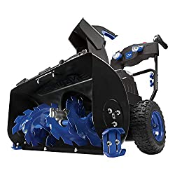 Snow Joe iON8024-CT Cordless Snow Blower: photo