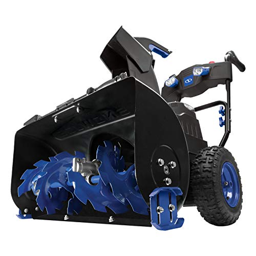 Snow Joe iON8024-CT 80-Volt iONMAX Cordless Two Stage Snow Blower | 24-Inch |...