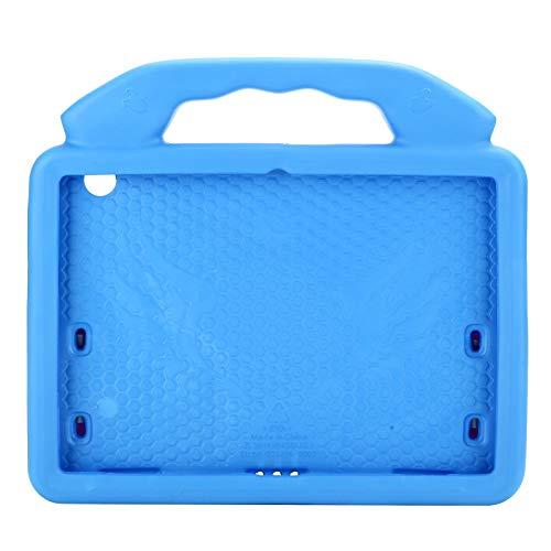 frenma Cubierta Protectora para Tableta Eva, Cubierta Protectora para Tableta para niños, Cubierta Protectora para Tableta, para Huawei Media Pad(Blue)