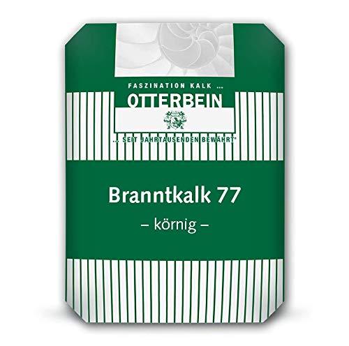 Otterbein Branntkalk 25 kg 77% Körnung