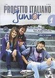 Progetto italiano Junior 1 für deutschsprachige Lerner (Libro di classe) + CD