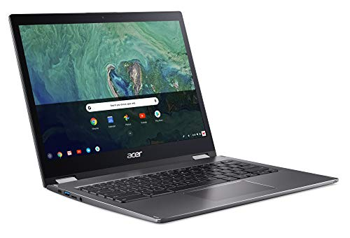 Acer Chromebook Spin 13 (13,5″, QHD, IPS Touchscreen, i5 8250U, 8GB, 64GB eMMC) - 14