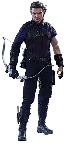"Hot Toys HT902684Scala 1: 6"" Hawkeye Captain America Civil War Figure"
