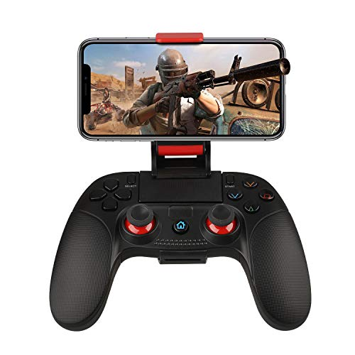 Linkstyle kabelloser Gamecontroller, Bluetooth-Handy-Gaming-Controller, kabelloser Gamepad-Controller-Joystick für Android & iOS iPhone iPad Samsung Galaxy