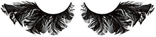 Zinkcolor Feather False Eyelashes F096 Dance Halloween Costume