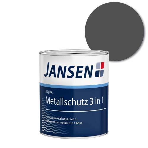 Jansen Aqua Metallschutz 3in1 (DB 703) 0,75l