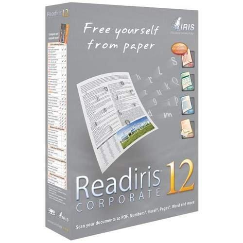 Readiris Corporate 12 Multilingue