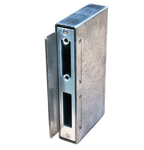 UHRIG ® NEU!! Gegenkasten 30 mm breit/tief für Schloßkasten, Schließblech f. elektr. Türöffner #927