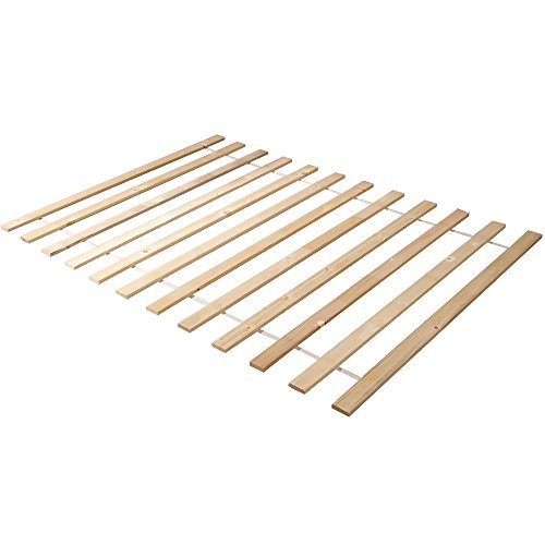 Möbel Akut Rollrost Lattenrost Kiefer massiv mit 13 Latten (140 x 200 cm)