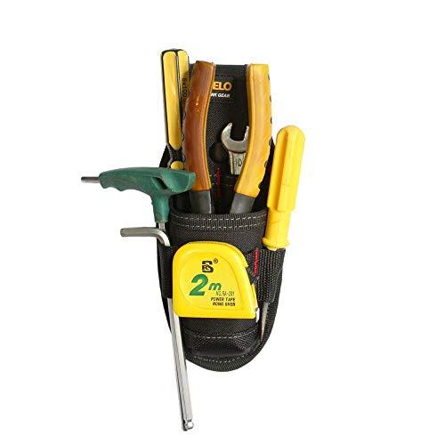 Kleiner Werkzeughalter, Min Work Organizer Werkzeugtasche und Messerhalter mit Schnappclip, 1 Stück