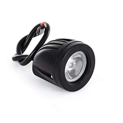 CKQ-KQ LED verlichting 10W Off-road LED Driving Lamp Ronde Spotlight IP67 Waterdichte Lights for Motorcycle Bike ATV UTV SUV Jeep Boot 2 stuks Work Light