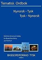 Tysk - nynorsk, nynorsk - tysk tematisk ordbok