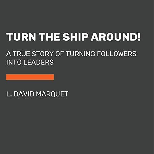 Turn the Ship Around! audiobook cover art