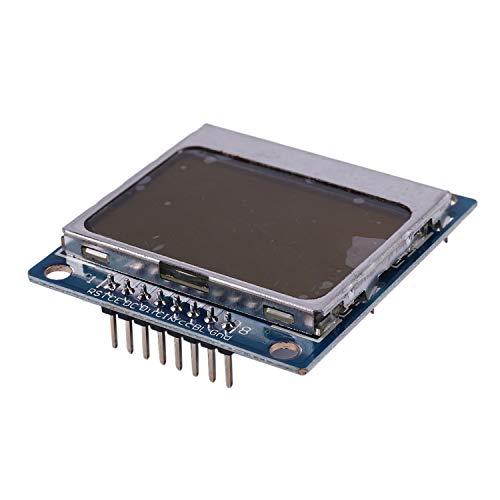 TOOGOO Monitor de Visualización de Módulo LCD de Electrónica Inteligente Adaptador de...