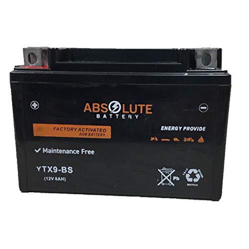 YTX9-BS Replacement Battery For YUASA YUAM329BS ETX9 GTX9-BS CTX9-BS PTX9-BS