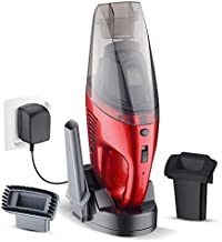 GYFXDXCQ Cordless Vacuum Cleaner Wet and Dry Mini Car Vacuum Cleaner Household Rechargeable Vaccum Cleaner dust Busters Co...