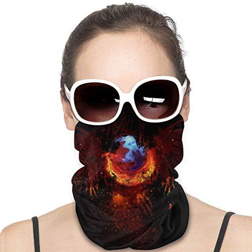 HomeLEE Computers Wit Toetsenborden Unisex Volledige Coverage Buis Gezicht Masker Bandanas UV Bescherming Hals Gaiter Hoofdband, UPF 50+ Stof
