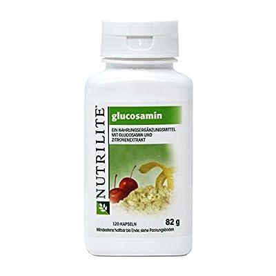 Glucosamin NUTRILITE™ - 120 Kapseln / 82 g - Amway - (Art.-Nr.: 101841)