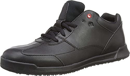 Zapatillas Negro antideslizante para mujer, Shoes For Crews Liberty, estilo 37255, 6 UK (39 EU), 1