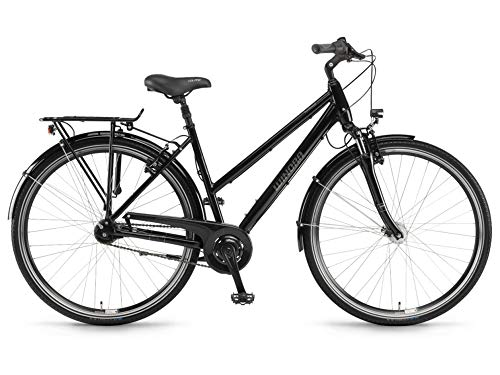 Winora Holiday N7 Damen Cityrad 7G schwarz RH 52 cm / 28 Zoll