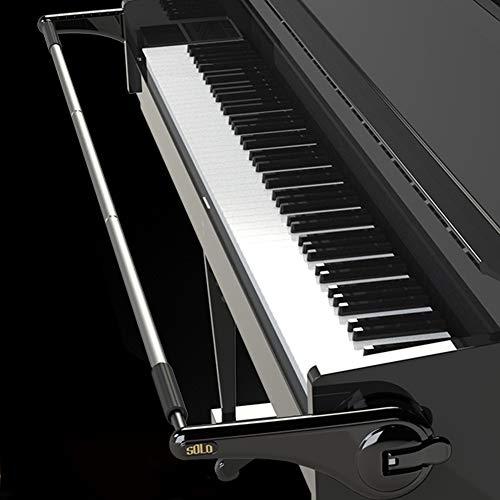 DishyKooker SP-160 Piano handcorrector voor beginners, gebarencorrectie, kinderen spelen piano auxiliary bracket zilver