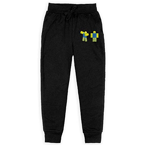 Hongfeimaoyi Dab_Bing Ro_Blox - Pantalones deportivos deportivos para niños y niñas