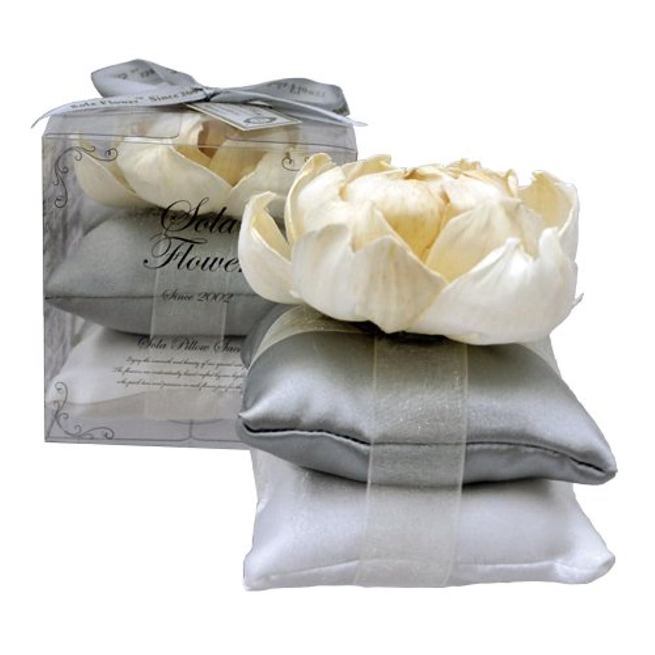 上へ自慢蒸留するnew Sola Flower ソラフラワー ピローサシェ Elegant Peony エレガントピオニー Pillow Sachet