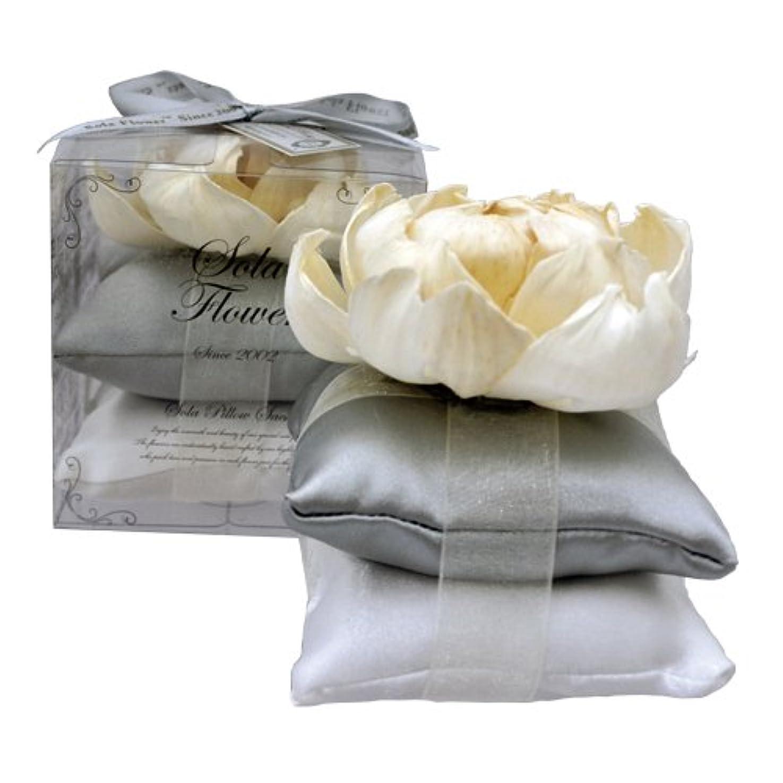 減らす厚さ不安定new Sola Flower ソラフラワー ピローサシェ Elegant Peony エレガントピオニー Pillow Sachet