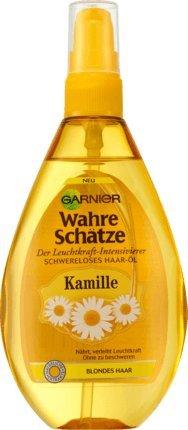 Garnier Ultra Doux Camomile and Blossom Honey Hair Oil 150 ml / 5 fl oz