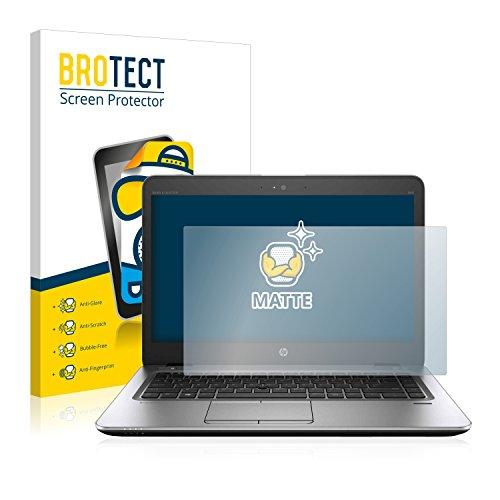 BROTECT Entspiegelungs-Schutzfolie kompatibel mit HP EliteBook 840 G3 / G4 Bildschirmschutz-Folie Matt, Anti-Reflex, Anti-Fingerprint