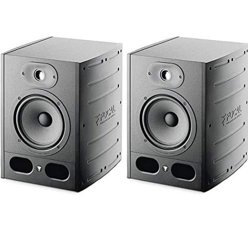 ALPHA 65 (coppia) - monitor amplificati da studio di qualità con woofer 6.5