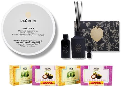 Set A60 Cheap bargain Panpuri Moisture Butter Clearance SALE Limited time Savior Supercharge Skin