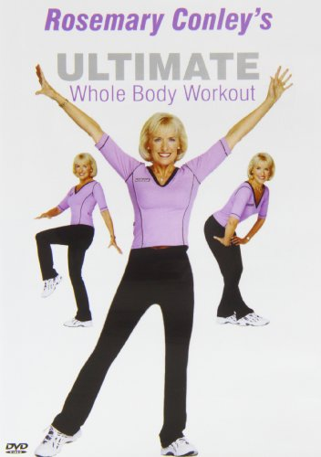 Rosemary Conley - Ultimate Whole Body Workout [Reino Unido] [DVD]