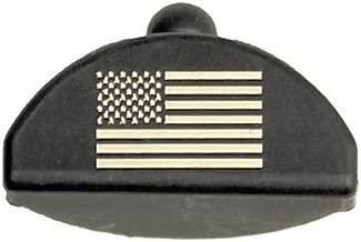 Sure Plug Gen 4-5 Laser Engraved US Flag - Designed for Glock 17, 19, 22, 23, 31, 32, 34, and 35.