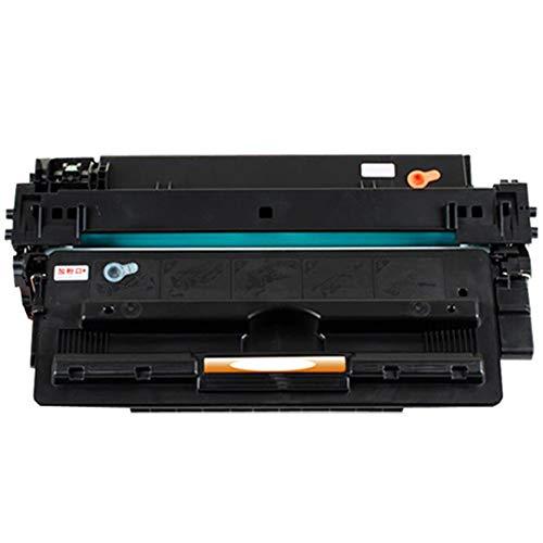 AMS-CF214AToner Cartridge, compatibel voor HP Laserjet Enterprise 700 M712 M725 Laser Printer, zwart 1 Pack Gemakkelijk te installeren Prints 10.000 pagina's