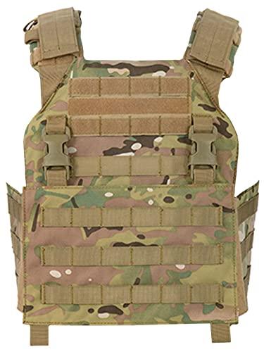 8fields TATTICO Softair Buckle UP Assault Plate Carrier Cummerbund - Multicam [IS]