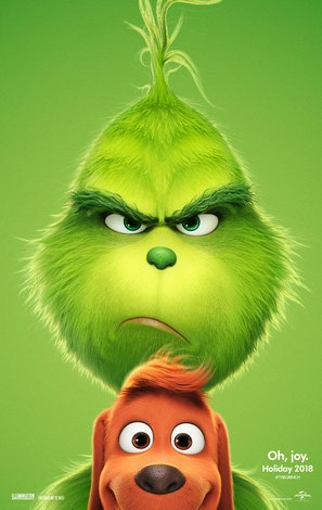 Import Posters The Grinch – U.S Movie Wall Poster Print - 30CM X 43CM