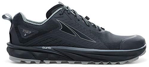 ALTRA Men's AL0A4VQI TIMP 3 Trail Running Shoe, Black - 10.5...