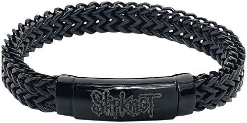Slipknot Slipknot Männer Armkette schwarz Edelstahl Band-Merch, Bands, Musik