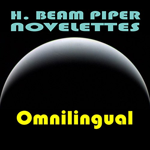 Omnilingual audiobook cover art