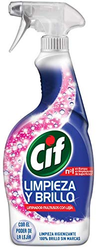 Cif Spray Multiusos - 6 Recipientes de 750 ml - Total: 4500...