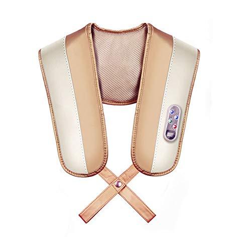 CARWORD Elektrische Schulter Klopfen Massagegerät Hals Taille Zurück Vibrieren Massage Zervikale Gesundheitswesen Schmerzlinderung Entspannung