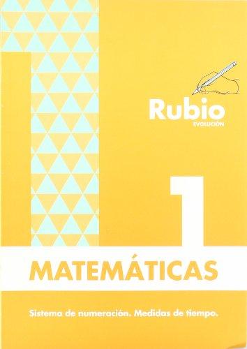 Problemas rubio evolución, nº 1 (Matemáticas Evolución RUBIO)