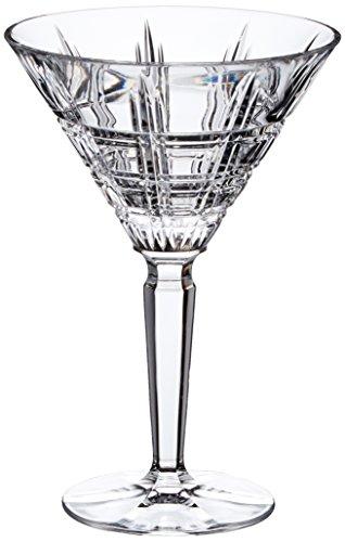 Waterford Crosby Copas de Martini, Cristal, Juego de 2